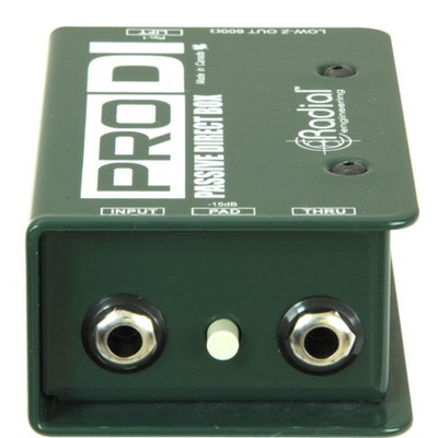 Radial ProDI™ Passive Direct Box