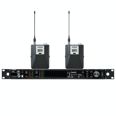 Shure Axient™ Dual AD14 Bodypack